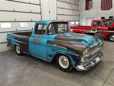 1958 Chevy Apache