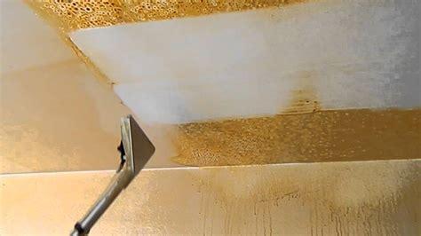 comment nettoyer un plafond nettoyage plafond