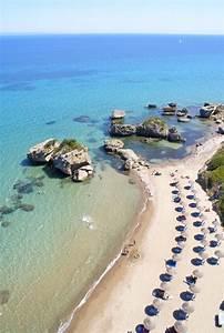 Porto Zoro beach « Vassilikos Area « Zante Travel Map