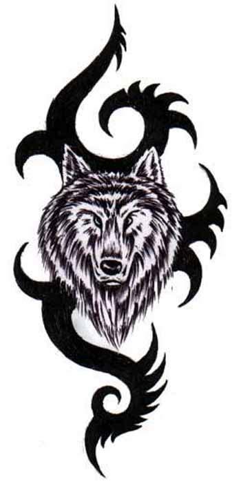 tattoos wolf  bear tattoo stencils