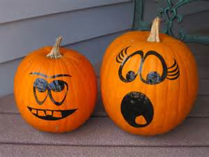 Pumpkin Faces Designs