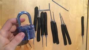 Zylinderschloss Knacken Werkzeug : schloss knacken lockpicking f r anf nger tutorial deutsch german youtube ~ Orissabook.com Haus und Dekorationen