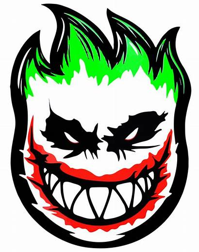 Joker Skateboard Sticker Spitfire Drip Wallpapers Designs