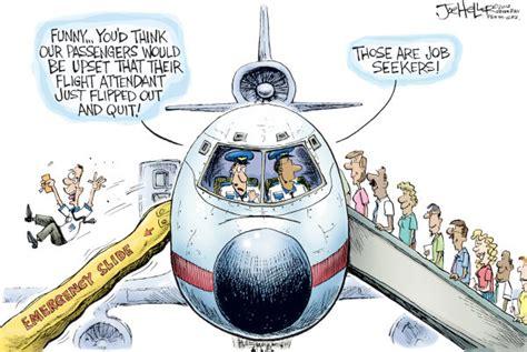 kresta   afternoon cartoon   day flight attendant