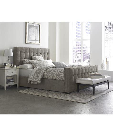 macys upholstered headboards bedroom macys bedroom furniture for inspiring bed