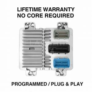 Engine Computer Programmed Plug U0026play 2005 Gmc Envoy Xl