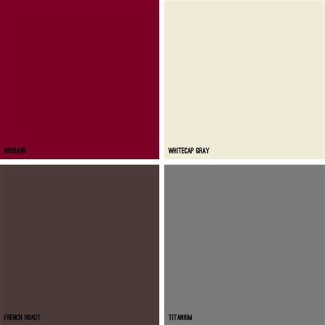 grayish brown color color scheme use whitecap gray