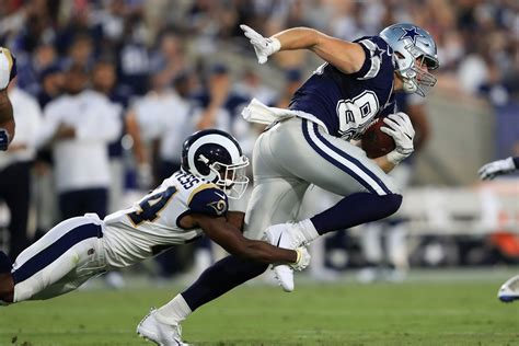Cowboys Vs Rams 2017 Week 4 Game How To Watch, Game Time