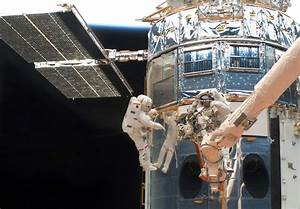 Hubble Repair Missions - Pics about space