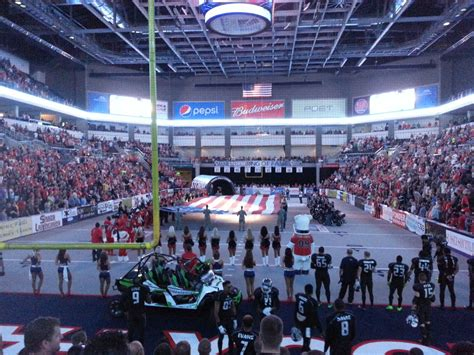 sioux falls storm hosts   united bowl
