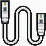 Cable Icon Ethernet Lan Internet Wire Networking