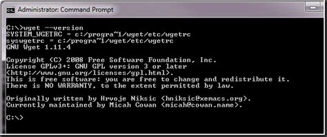 resume with wget
