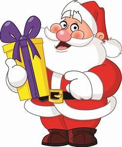 Santa Clause Cartoon | New Calendar Template Site
