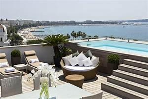 Les 6 plus belles chambres d'hôtels avec piscine privée