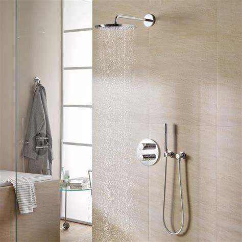 Grohe 3000 Shower - grohe grohtherm 3000 cosmopolitan duschsystem unterputz