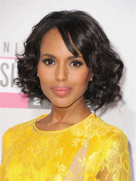 Loose Curls Hairstyles For Black Women   LONG HAIRSTYLES