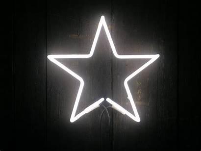Neon Star Christmas Neonneon Stars 500mm Start