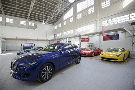 Maserati Service by What The New Maserati Service Center In Makati