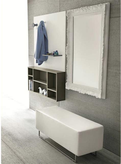 meuble de rangement entree vide poche mural design pour l entr 233 e moderne et pratique