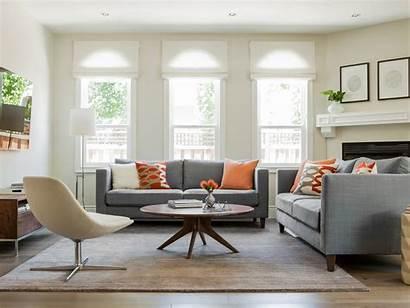 Interior Living Rooms Sitting Decorating Modern Area