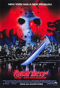The History Of The Censored Posters Of Friday The 13th ...