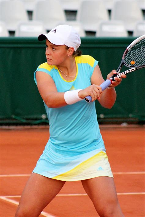 View the full player profile, include bio, stats and results for ashleigh barty. Ashleigh Barty - Wikipedija