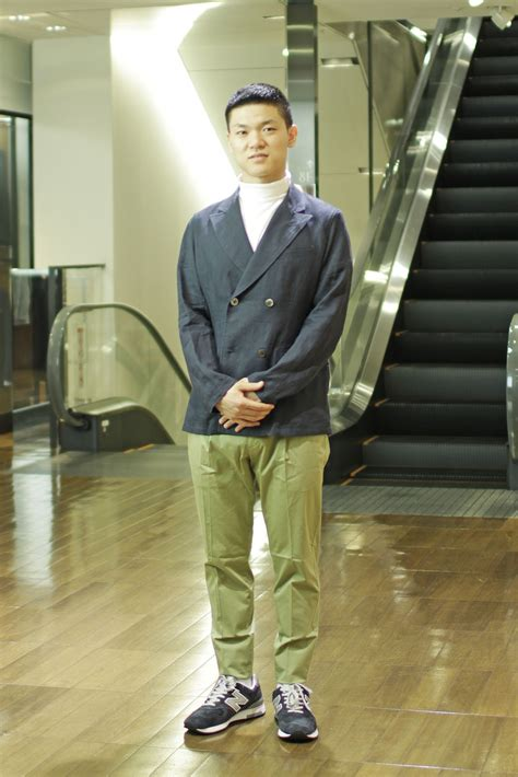 Today's Isetan Men's Stylist|authentic Casual  Snap 伊勢丹