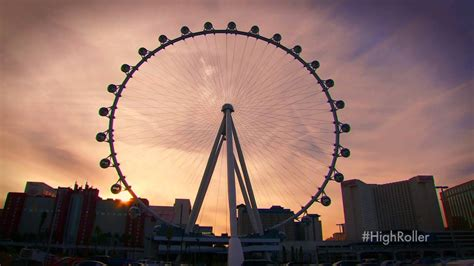 High Roller- Tallest Observation Wheel in the World | The ...