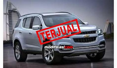 Modifikasi Chevrolet Trailblazer by All New Chevrolet Trailblazer 2 8l 4x4 Ltz A T 2013