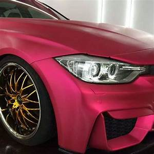 Auto Folieren Preis Berechnen : 3d chrom matt metallic pink mit luftkan len car wrapping profi folie ebay ~ Themetempest.com Abrechnung