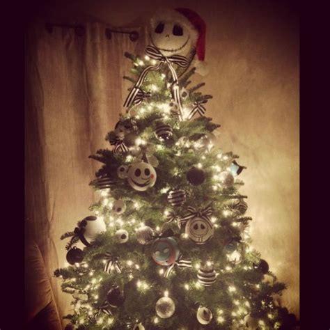 nightmare before christmas tree nightmare before