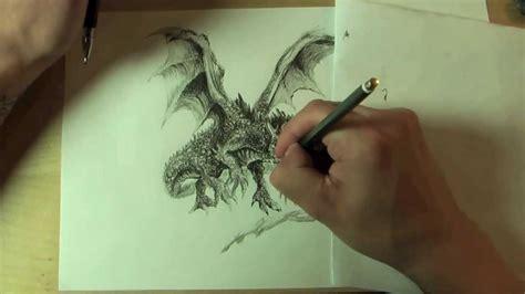 wie zeichnet man einen drachen   draw  dragon