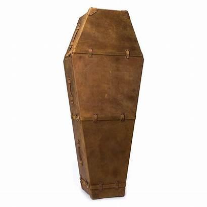 Coffin Leather Resting Fine Saddleback Final Place