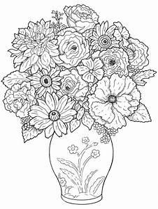 Blumen Zum Ausdrucken : konabeun zum ausdrucken ausmalbilder blumen 12482 ~ Watch28wear.com Haus und Dekorationen