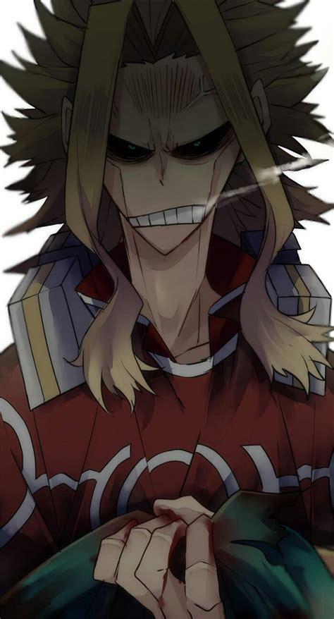 hero academia toshinori yagi