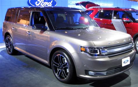 2018 Ford Flex Information And Photos Momentcar