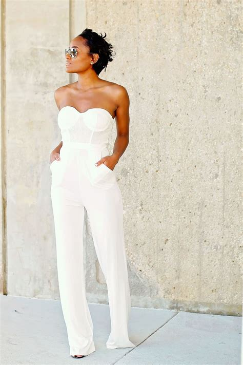 all white jumpsuit for best 25 all white jumpsuit ideas on