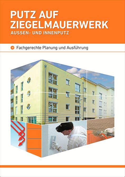 Merkblatt Waermedaemmung by Neues Unipor Merkblatt Zum Richtigen Verputzen