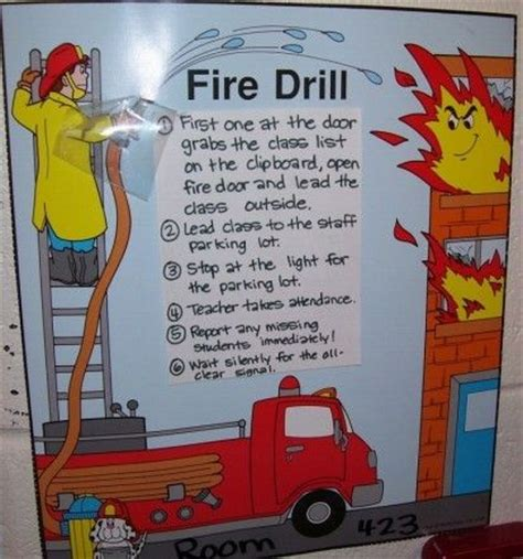 58 Best Fire Drill Images On Pinterest Firefighters