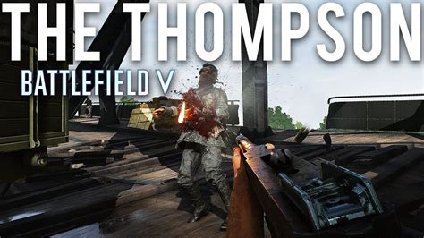 thompson battlefield  youtube