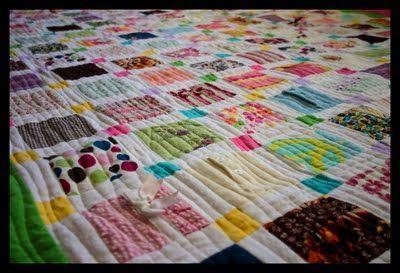 Excellent Tutorial On Making Your Own Keepsake Blanket