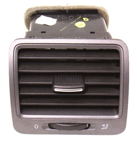 lh dash air vent 05 10 vw jetta rabbit golf mk5 genuine 1k0 819 703 10 s carparts4sale inc