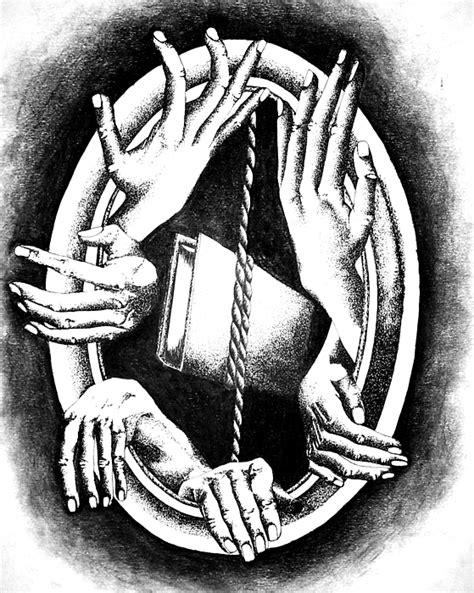 Beliefs Drawing by Omphemetse Olesitse