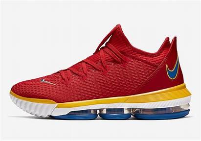 Lebron Low Superbron Nike Release Sneakernews