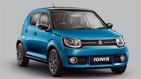 Suzuki Ignis Picture by Maruti Suzuki Ignis Launch Today Five Things To
