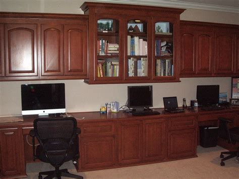 custom white wall unit with bookshelves a customer favorite in southern custom home office cabinets in southern california