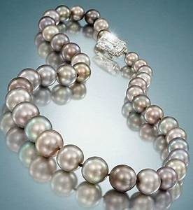 Natural Pearl Necklace Sets Auction Record at Christie's ...
