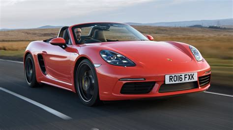 Review Porsche 718 by Porsche 718 Boxster Review Top Gear