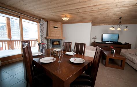 chalet le sabot de v 233 nus in val thorens boeken summit travel