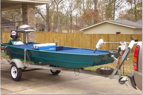 Jon Boat Trailer Winch Mount by Chris Salter S Beautiful Jon Boat